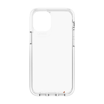 Gear4 Crystal Palace D3O Case for iPhone 12 & iPhone 12 Pro 5G (Clear)