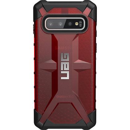Urban Armor Gear Plasma Case for Samsung S10 Plus (Red)