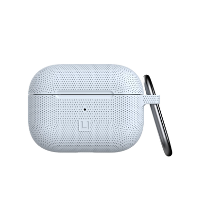 Urban Armor Gear [U] DOT Silicone Case for AirPods Pro (Soft Grey)