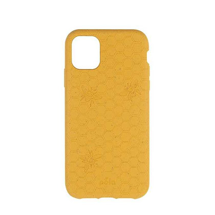 Pela  Honey (Bee Edition) Eco-Friendly Case for iPhone 12 Pro Max 5G