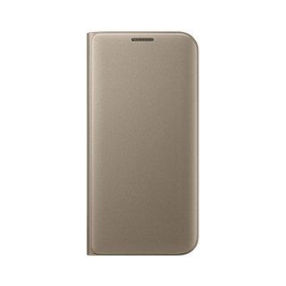Samsung - OEM Wallet Flip Cover (Gold)