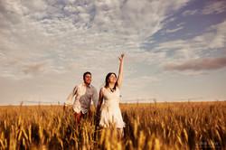 ensaio pre casamento prudente