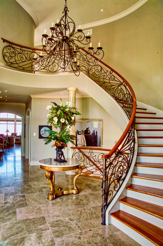 STAIRCASE - FOX HARBOUR