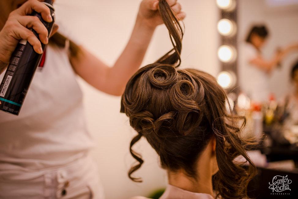 Aline Vivenda Salao Vivenda makeup cabelo maquiagem penteado