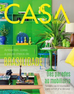 Capa - Revista Mega Vitrine