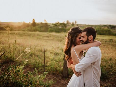 LARISSA E LUCAS | Casamento / First Look
