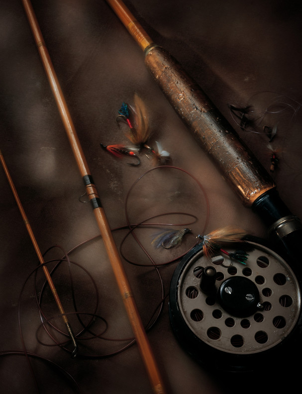 DAD'S FLY ROD