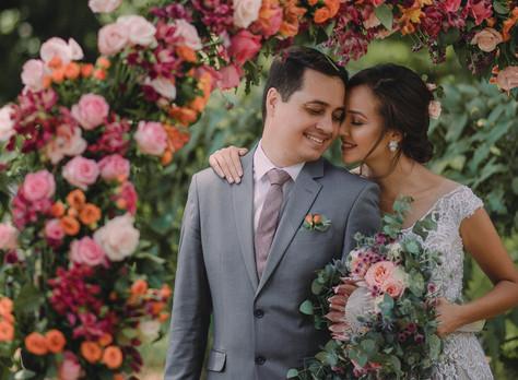 ANA LAURA E ANTONIO | Mini Wedding