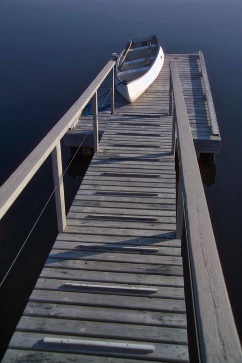 SUMMER EVENING - MARTIN'S RIVER, NS