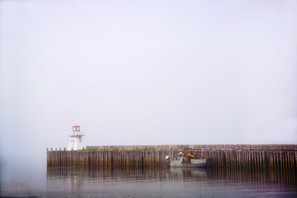 LIGHTHOUSE - FRENCH ACADIAN SHORE