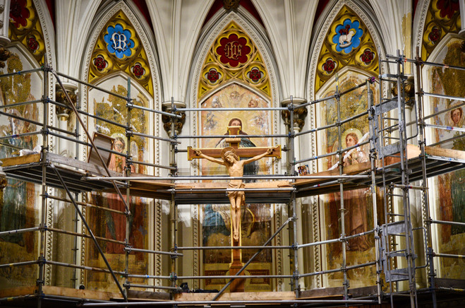 CHRIST RECONSTRUCTED