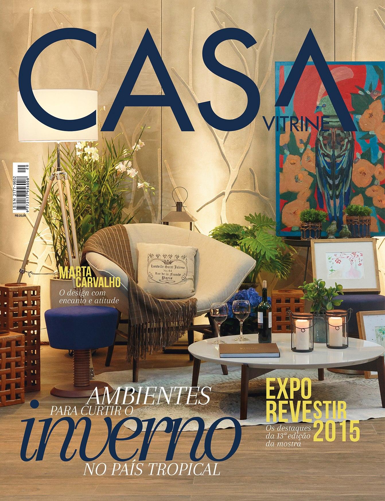 Capa - Casa Vitrine 2015