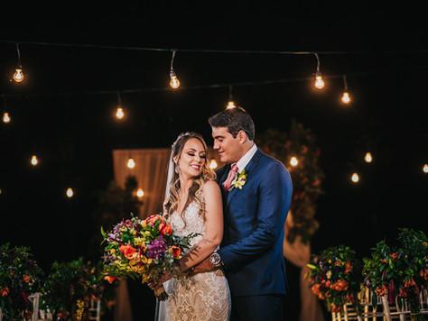 LARISSA E JUNIOR | Casamento