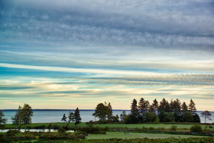 AMHERST SHORE 1, N.S.