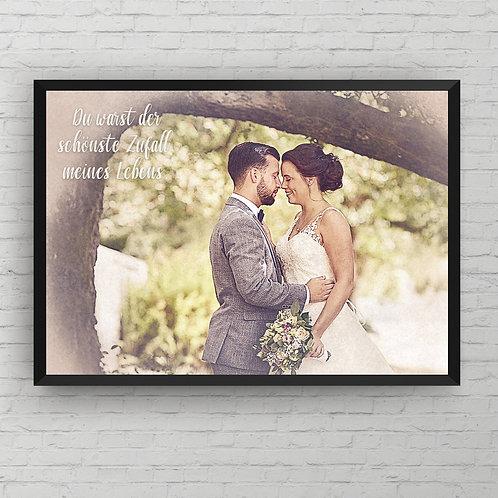 PASTELEFFECT SCRIPT POSTER | Hochzeit/Paar/Baby/Portrait