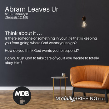 Abram Leaves Ur
