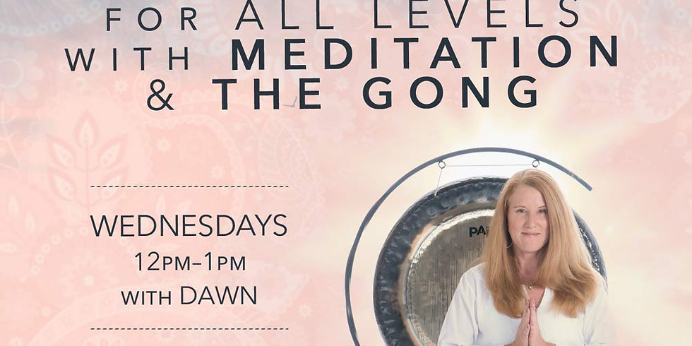 Kundalini Yoga for All Levels with Meditation & The Gong