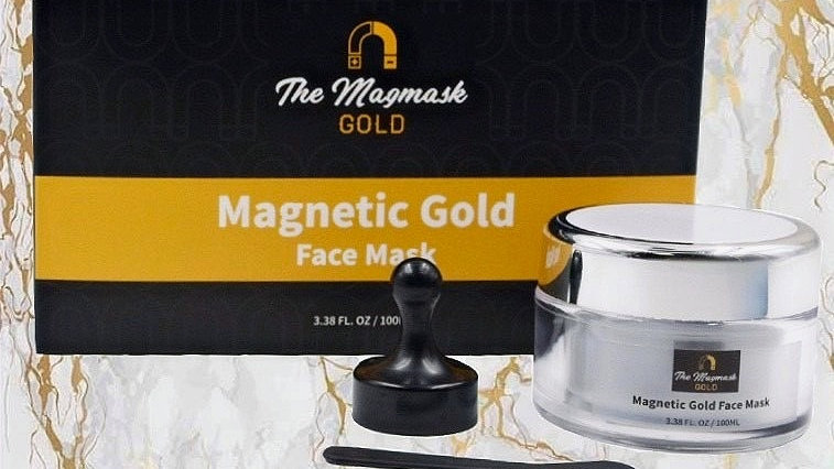 GOLD - Magnetic 24 Carat Gold Face Mask
