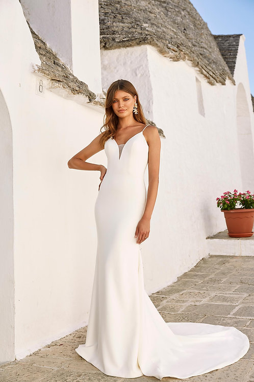 Morrison SAMPLE GOWN US10