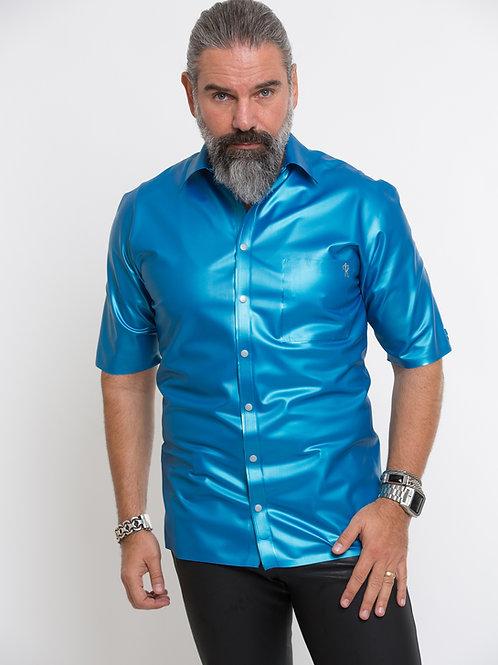 Latex Kurzarmhemd