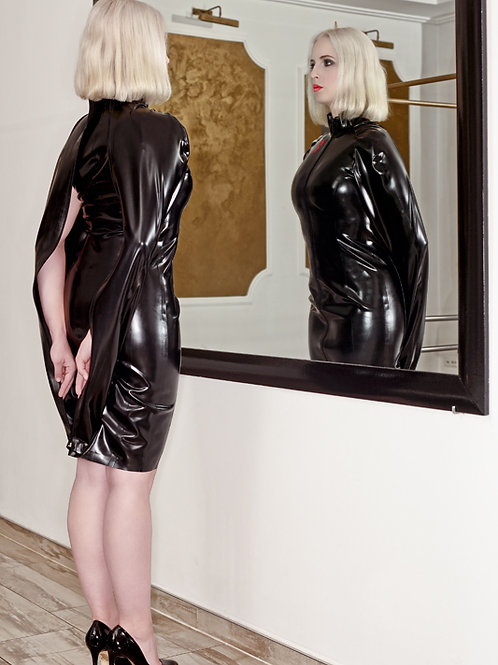 "Latex Bondagekleid ""Anastasia"""