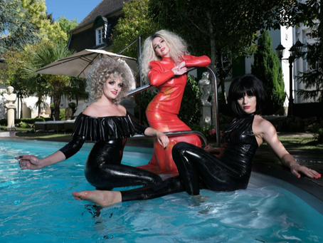 Latex im Sommer