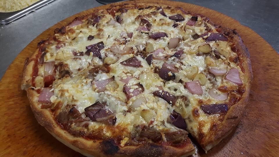 Purple Pig Pizza