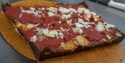 Detroit Style Crust
