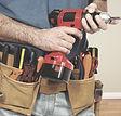 Homme à tout faire Ceinture porte-outils