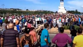 Las protestas en Cuba esta vez son diferentes