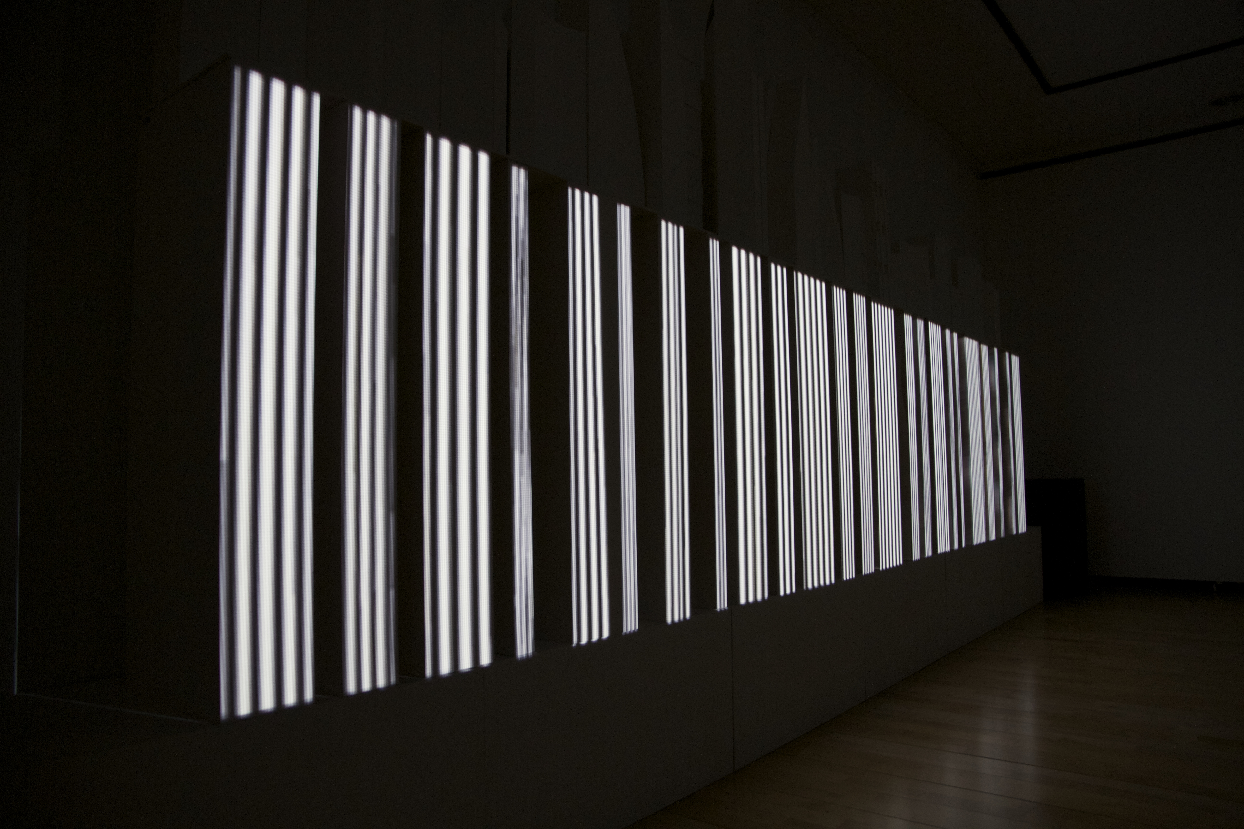 City of Light, Exhibition