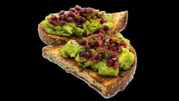 matcha maiko cafe lv pom avocado toast i