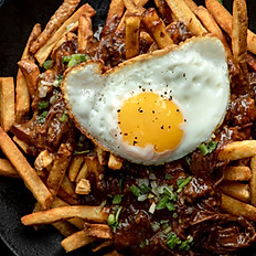 Oxtail Fries