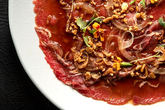 District One_Vietnamese Beef Carpaccio.J