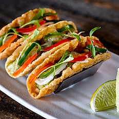 Yellow-Tail Fish Tacos