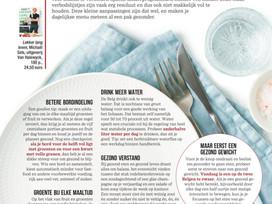 SOS Gezond: gezonder eten hoe begin je daaraan? ( Het Nieuwsblad Mg)