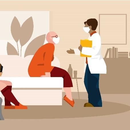 Kom op tegen kanker -debat thuishospitalisatie 21 april (online)