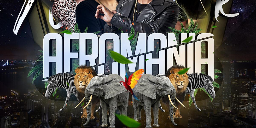 """AFROMANIA """"nyc edition"""""""