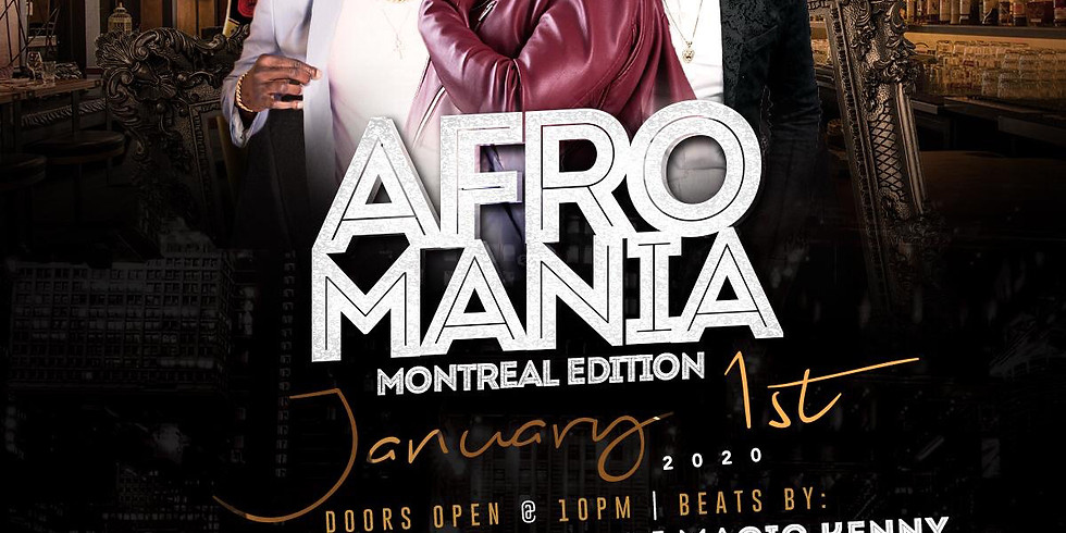 AFROMANIA MONTREAL