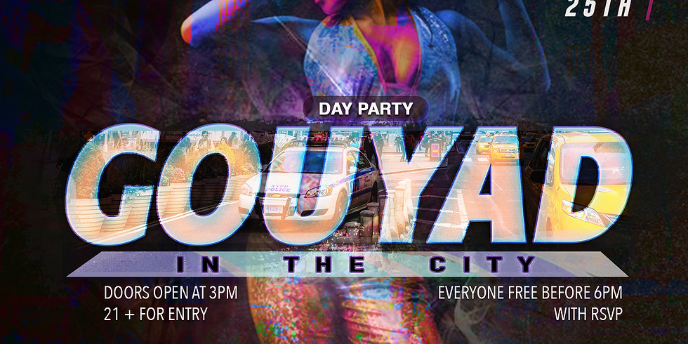 GOUYAD IN THE CITY