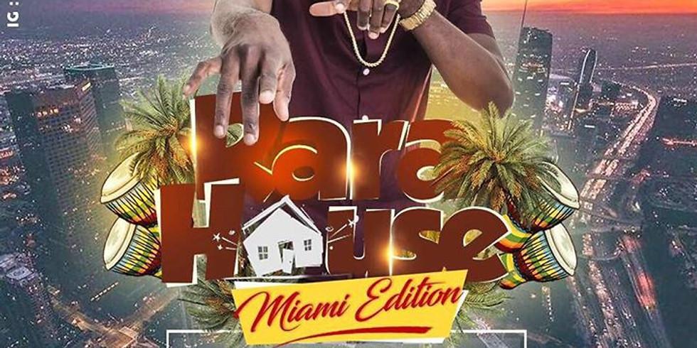 RARA HOUSE (miami edition)