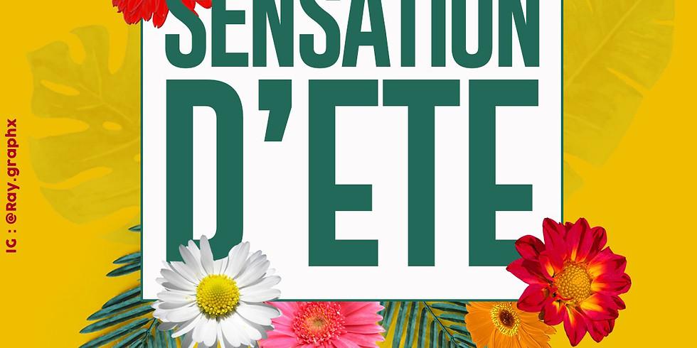 SENSATION D'ETE 2019