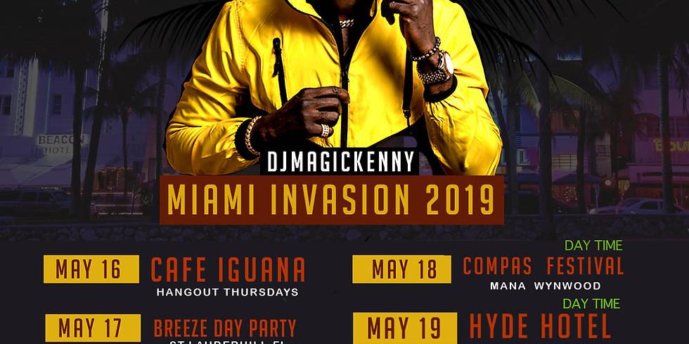 MIAMI INVASION 2019