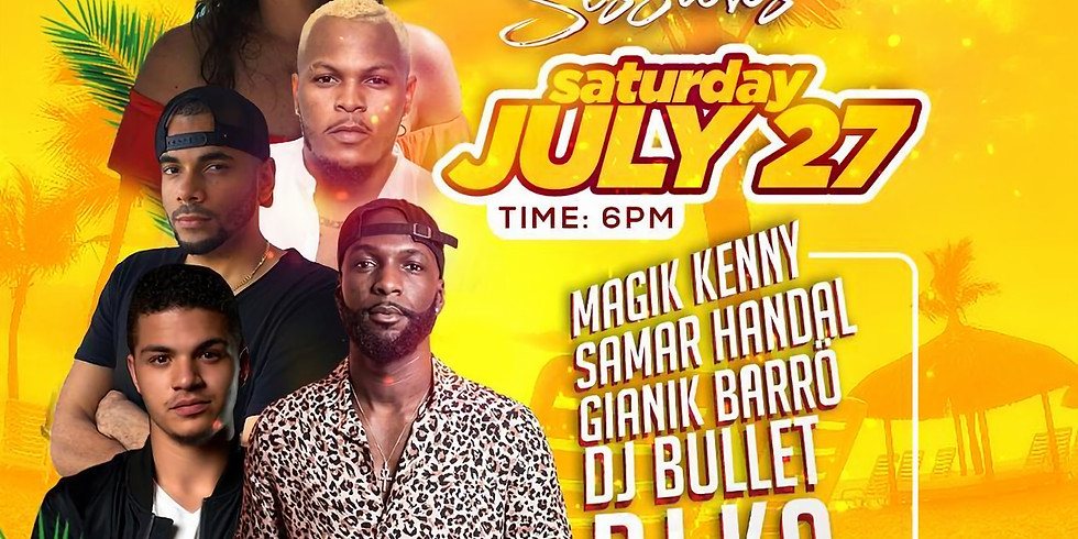 SUNSET SESSIONS (Sumfest Kick-off party)