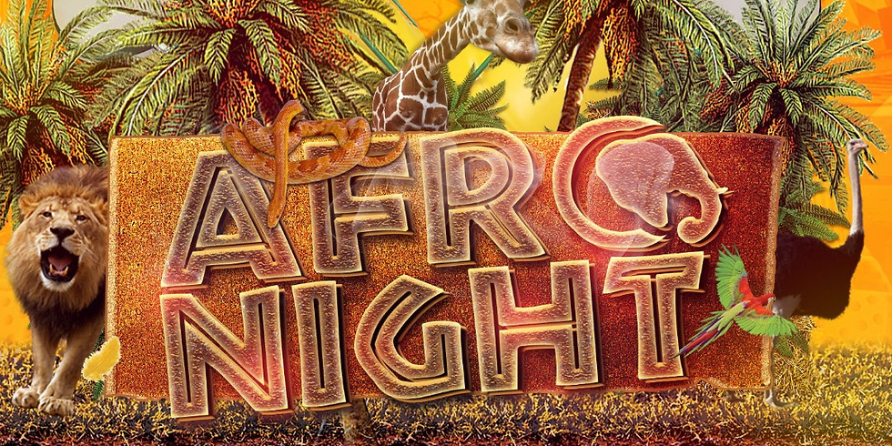 AFRO NIGHT 2.0