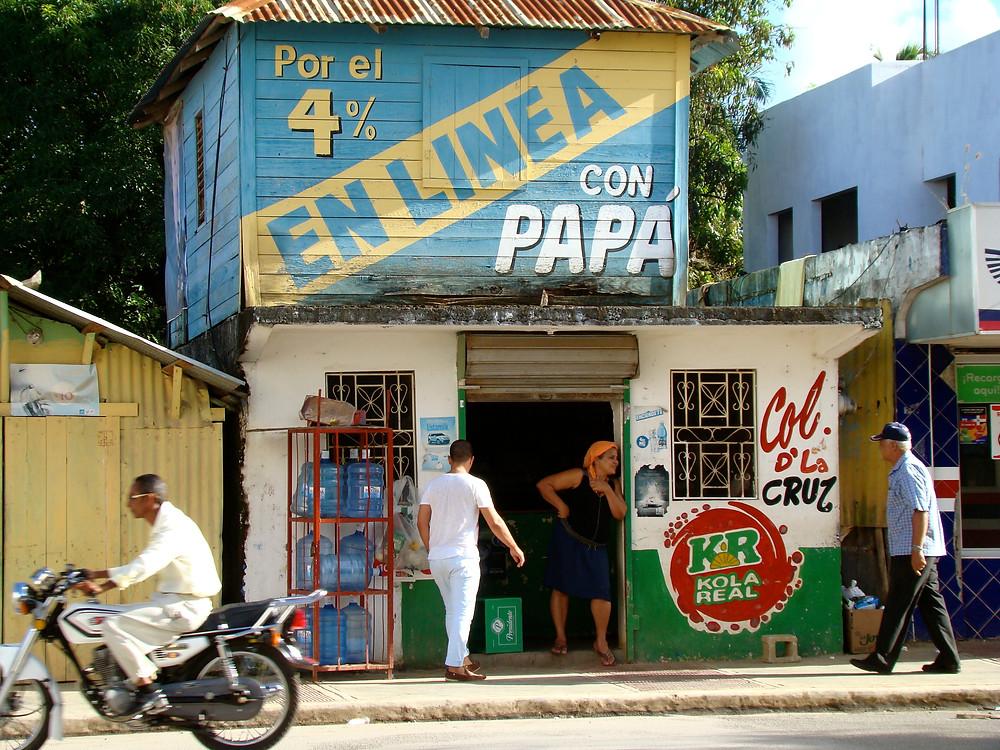 Commado in Las Terrenas , convenience shop