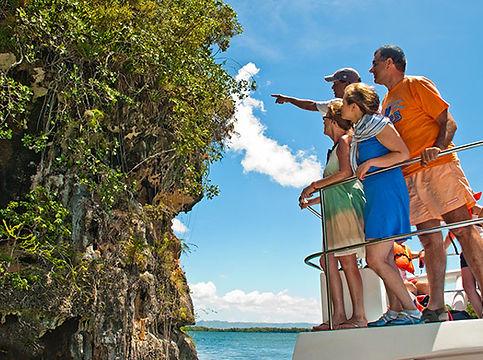 Haitises-Samana - Family trip Las Terren