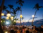 Beach dining Las Terrenas.jpe