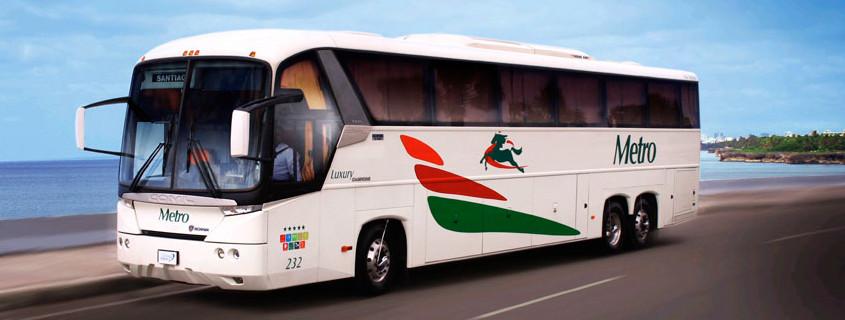 Bus to las Terrenas Samana