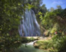 El Limon waterfall.jpg